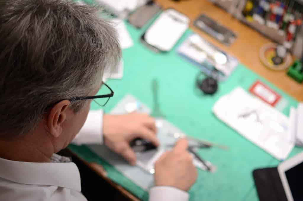 boutique de réparation d'Iphone et smartphone sur Rennesrennes