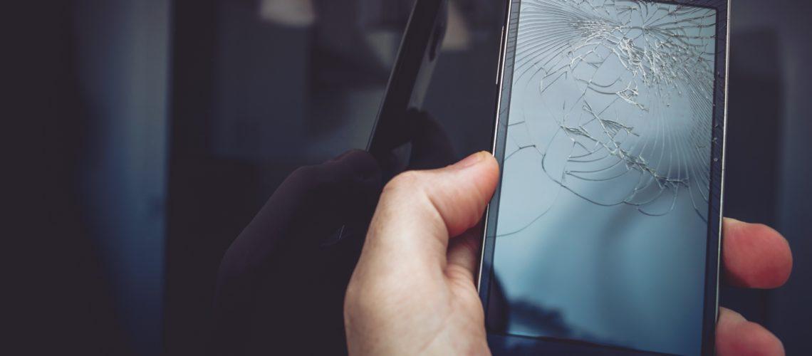 réparer un téléphone qui bug
