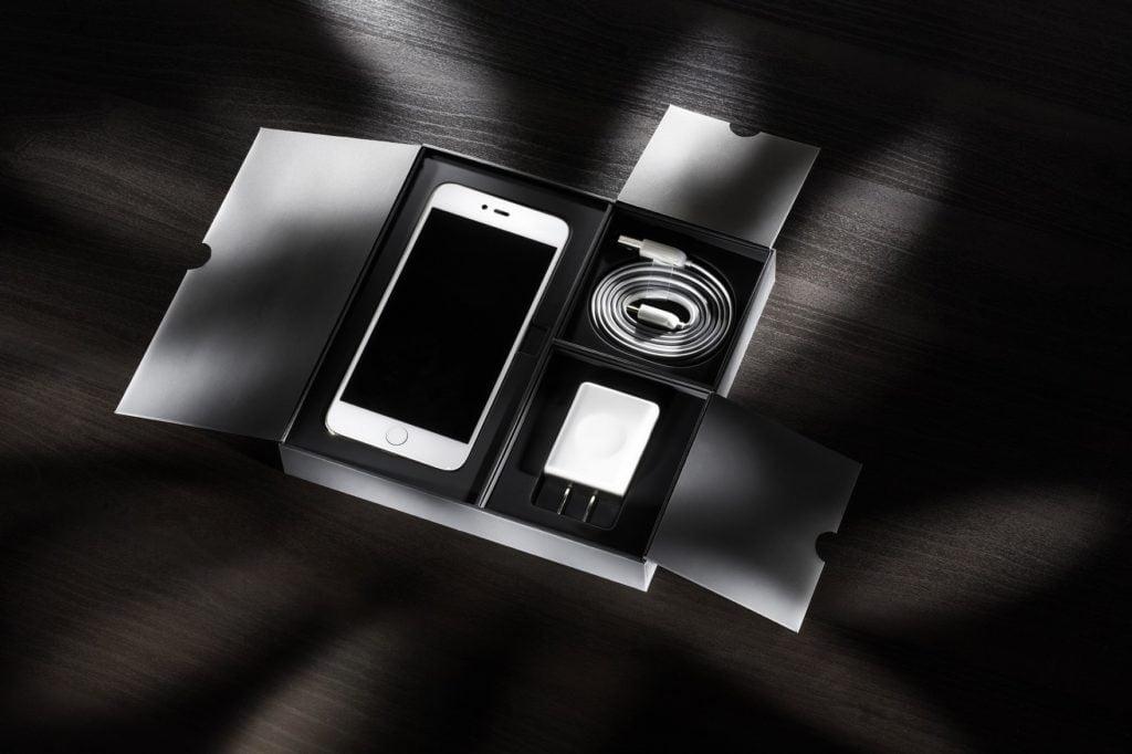 Est-ce qu'il est possible de réparer son chargeur pour iPhone ?
