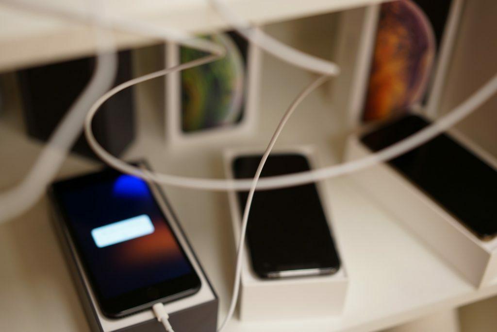 Téléphone portable d'occasion et reconditionné