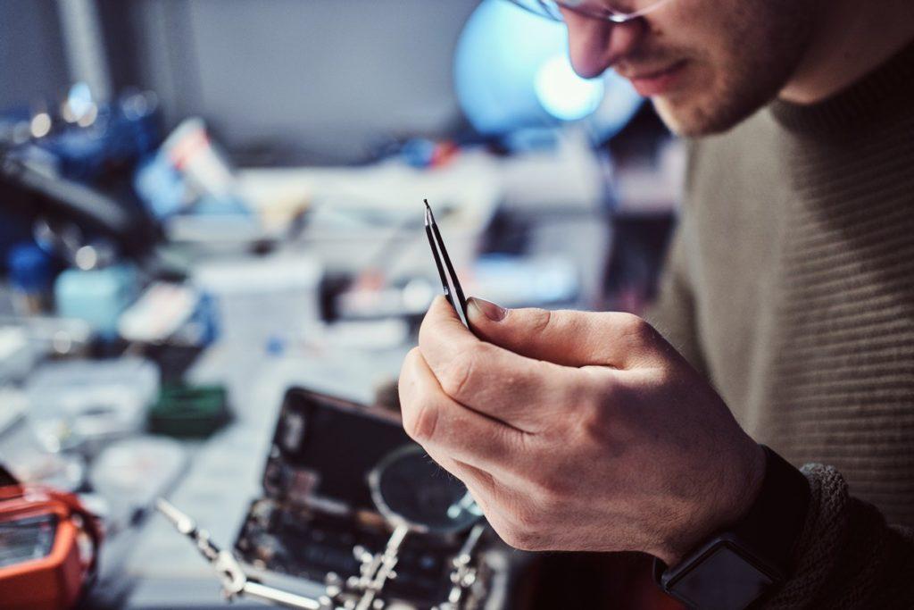 Quels téléphones sont réparables chez Mon Réparateur à Rennes ?
